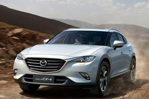 The New Mazda CX-4 Is A Poor Man's Jaguar F-Pace But The US Won't Get It