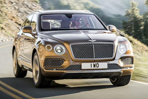 More Powerful Bentley Bentaygas Are Coming Because Why The Hell Not