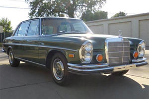A Classic Mercedes Is Very Affordable, So Should You Invest In One?