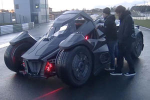 Here Is The Koenigsegg-Quality Batmobile We've All Been Waiting For
