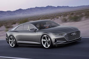 A Stretched Audi Prologue Will Hit Mercedes And Bentley Where It Hurts
