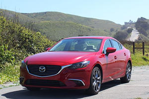 2016 Mazda6 Review: How A Mid-Size Sedan Can Prevent A Mid-Life Crisis