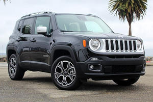 2016 Jeep Renegade Test Drive Review: A Crossover That Lives For The Trails