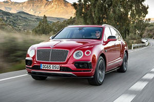 2017 Bentley Bentayga First Look Review: The Most Powerful SUV In The World May Have Been Beaten To The Punch
