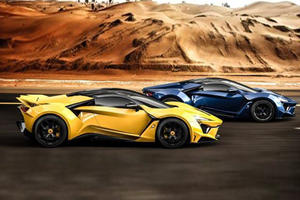 W Motors Needs An Entry-Level Supercar To Do What The Lykan Hypersport Couldn't