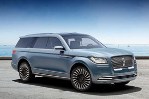 Lincoln Is A Brand No One Cares About But A Refreshed Navigator Could Change That