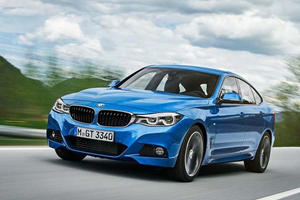 BMW Updates The 3 Series GT, But Is It Any Less Ugly?