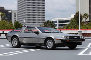 This Is Your Chance To Own Matt Farah's Nearly Perfect DeLorean