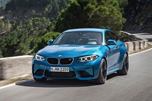 BMW's Offering Another Incentive To Not Buy An M3