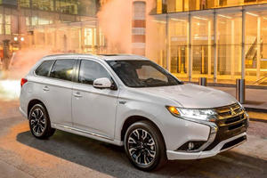 Someone Has Hacked The Mitsubishi Outlander Plug-in Over Wi-Fi