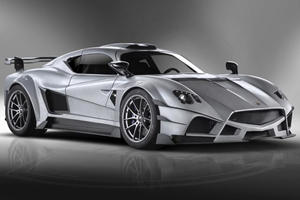 This Is Italy's Most Powerful Supercar