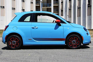 The 2016 Fiat 500e Is Much More Than Just An Electric Golf Cart