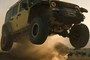 Thrashing A Jeep In Baja Makes For One Hell Of A Motor Oil Commercial