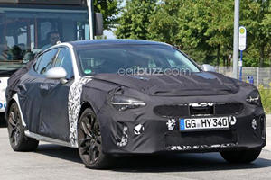 We Just Found When Kia's RWD Audi A7 Fighter Will Debut