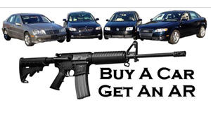 Car Dealership Offers Free AR-15s With Select Purchases