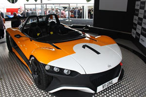 Vuhl Enters Track Toy Big League With The 05RR