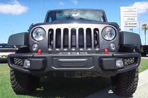 Watch Us Unbox This $48,000 Jeep Wrangler Unlimited Because Off-Roading Rules