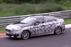 This Is Our First Glimpse Of The BMW 2 Series Gran Coupe Running Wild