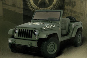 Check Out This Insanely Cool Jeep Wrangler 75th Anniversary Edition Concept
