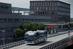 This Self-Driving Bus Will Make Car Ownership A Part Of History