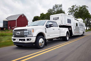 Ford Gives F-Series Trucks Nearly 1,000 lb-ft Of Torque Because 'Murrica