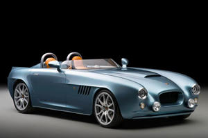 Bristol Bullet Unveiled With BMW Heart And Italian-Styled Body