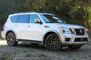 2017 Nissan Armada First Drive Review: The Cheap Nissan Patrol We've Always Wanted