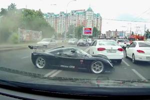 An Ultima GTR And A Lead Foot Are A Recipe For Disaster