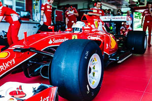 Why Is Formula 1 Testing Tire Technology From The 1990s?