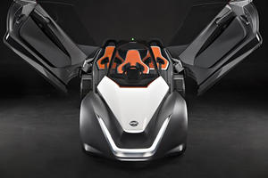 The Crazy Nissan BladeGlider Is Now One Step Closer To Production Reality