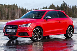 Audi Could Give Its Smallest Car A 310 Horsepower RS Version