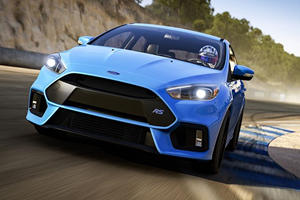 Forza Is Giving Its Best Player A Ford Focus RS: Here's How To Take It Home
