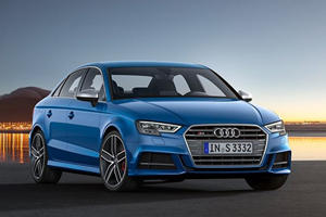 Audi Updates A3 / S3 For 2017, No Surprise The US Get Screwed