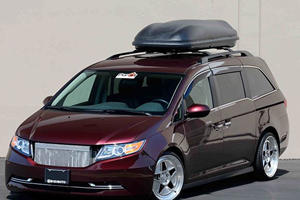 Someone Will Spend Stupid Money On This 1,000-HP Honda Minivan