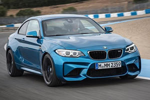 One Car To Rule Them All: BMW M2 Vs. BMW M4 Vs. Porsche 718 Boxster Lap Time Battle