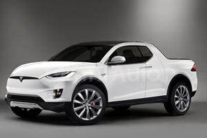 This Is What The Tesla Pickup Truck Could Look Like