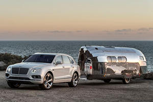 The Bentley Bentayga Will Be The Coolest Tow Car At Monterey