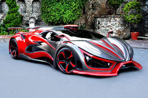 EXCLUSIVE: Inferno Hypercar Set To Enter Production With Over 1,400 HP