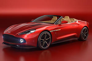 The Vanquish Zagato Volante May Be Pebble Beach's Sexiest Convertible