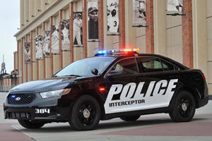 Did Ford Just Issue A Recall For Almost 40,000 Cop Cars?