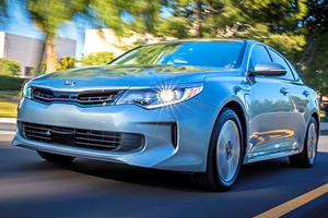 Kia Just Killed A New Optima Variant Because VW Couldn't Stop Lying