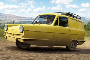 The Reliant Regal Is So Ridiculous And It's Perfect For Forza Horizon 3