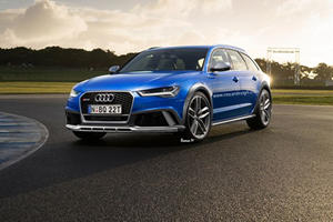 Audi Could Be Working On An Allroad Version Of The Powerful RS6