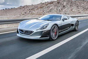 A 1,088 HP Rimac Concept One Is The Way To Lose Your Electric Car Virginity
