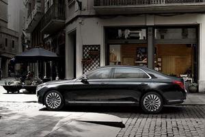 Genesis Unveils Pricing For Flagship G90 Sedan