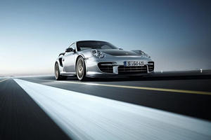 Porsche GT2 Driver Narrowly Avoids Death After Blowing Tire At 206 MPH