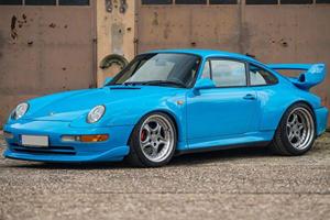 Iconic 1995 Porsche 993 GT2 Smashes Auction Estimates