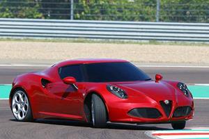 Can the Nimble Alfa Romeo 4C Take Down the Powerful BMW M2?