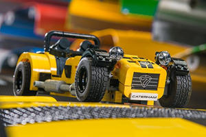 You Can Now Buy A Caterham 620R In Lego Form