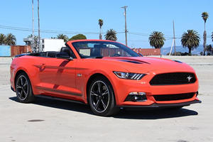 2016 Ford Mustang Convertible GT Review: The Best Sports Car For The Money